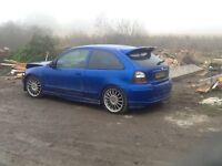 MG / ZR all parts available