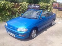 XR3I Ford escort