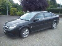 Vauxhall vectra 1.9 CDTI SRI 120 (2009 black)