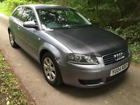2004 Audi A3 2.0 tdi Automatic gearbox, leather interior