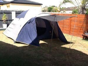 Oztrail 6 v dome tent Redland Bay Redland Area Preview