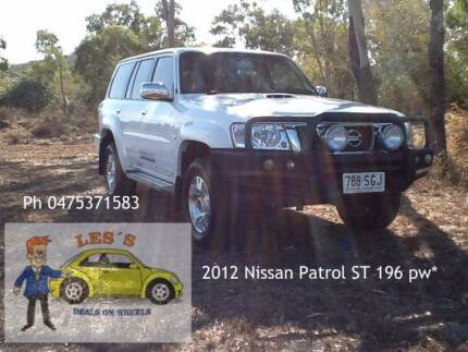 2012 Nissan Patrol Wagon 5 Year Warranty Inc! Kirwan Townsville Surrounds Preview