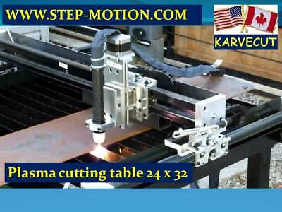 Cnc Plasma Cutting Table Kit 24 X 32 600 Mm X 800 Mm From Karvecut