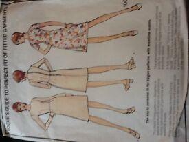 Vouge ladies dress patterns
