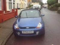 Ford Street KA LUX 54 Plate convertible