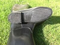 Mans UK size 10 Acot riding boots immaculate only worn once