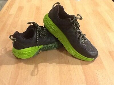 Hoka One One Speedgoat 3 Mesh Synthetic Athletic Trail Running Mens Trainers