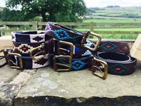 Polo Belts Real Leather