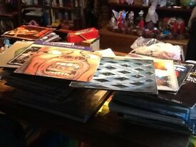 Approx 100 pop and rock lp's 1960's to 1980's. The who , the Beatles , King Crimson