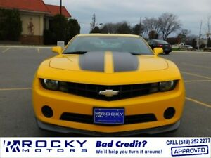 2013 Chevrolet Camaro - BAD CREDIT APPROVALS