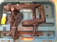MAKITA BREAKER/ ROTARY HAMMER DRILL HEAVY DUTY 110v - HR3540C