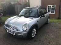 Mini Cooper, Silver, MOT till March 2019!