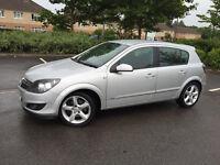 2008 Vauxhall Astra 1.9 CDTi SRi 5dr Hatchback 6 Speed Gearbox