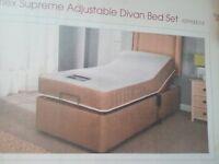Electric orthopeadic bed