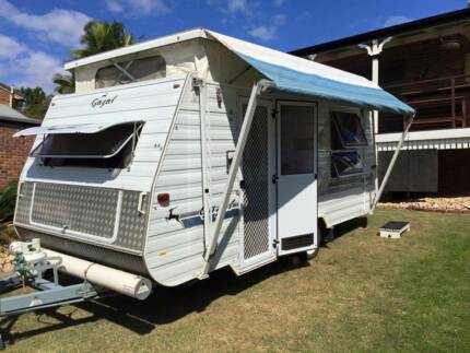 Gazal 15ft Infinity Pop Top Caravan Holland Park Brisbane South West Preview