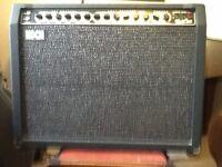 "Koch 50w 2x12"" Multitone guitar combo amp."