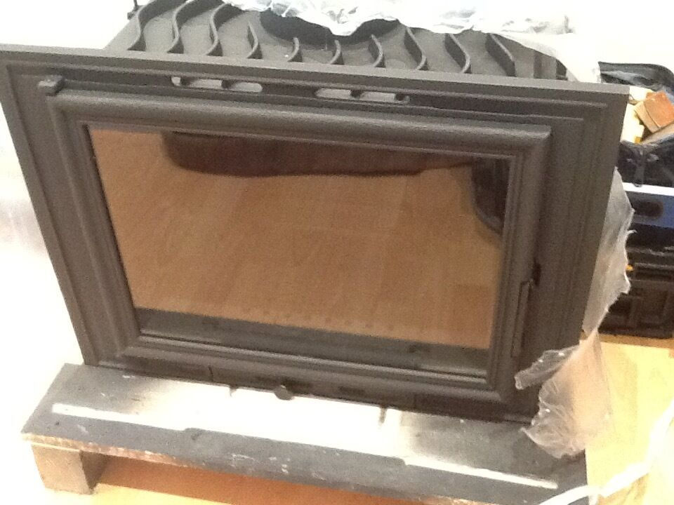 Foyer Chair Gumtree : Brand new foyer log burner hole in the wall type