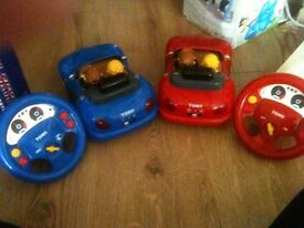 TOMY REMOTE CARS