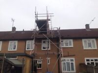 Kacie Knowles Scaffolding Nottingham, Erection And Dismantling Services.