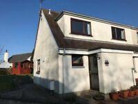 Semi detached house for sale, Newmachar Aberdeen.