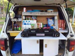 Toyota Townace Campervan for sale Brisbane City Brisbane North West Preview