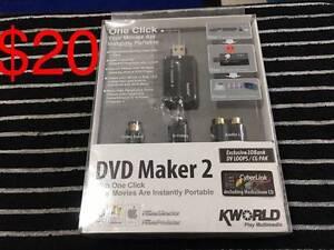 DVD Maker 2 Redbank Plains Ipswich City Preview