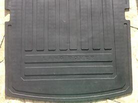 Land Rover Freelander Bootmat Genuine