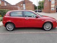 Alfa Romeo 147 Hatchback limited edition (1 of 500) 1.6 T.Spark Collezione 5dr