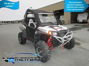 2012 Polaris RZR 900 XP SERVODIRECTION COTE A COTE