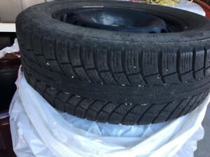 Nordfrost winter tires 215/60 R16