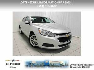 2016 Chevrolet Malibu LIMITED, TOIT OUVRANT, CAMERA