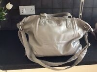 Faux leather bag never used