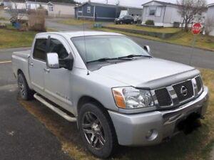 2007 Nissan Titan LE