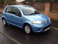 Citroen C3 full service history *Great car at great price* 56,000 miles C3 Desire 2006 1.4.