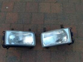 VW T4 SHORT NOSE HEAD LIGHTS