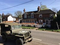 HEAD CHEF - The Cricketers Mill Green