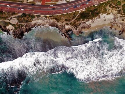 Drone videography and photography