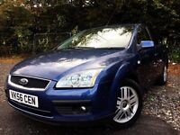 (((Ford Focus 2.0 TDCi Ghia DRIVES LIKE NEW)))