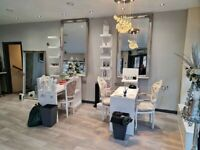 Hair & Beauty Salons Wanted