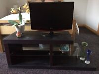 TV cabinet and shelved unit