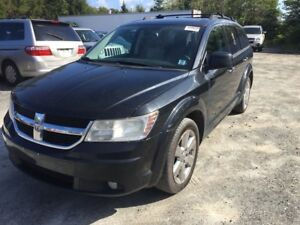 2009 Dodge Journey R/T, Leather, New MVI
