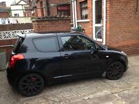 Suzuki swift 1.6vvti