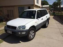 NEEDS TO GO (RWC) - 1998 Toyota RAV4 Wagon NEGOTIABLE North Ward Townsville City Preview