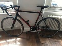 Fuji Cross 2.1 2013 Cyclocross bike, large frame with carbon forks