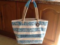 Beach bag - new