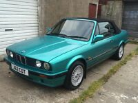 1991 BMW E30 318i Design Edition Motorsport M3