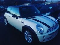 Mini Cooper for sale Cream need it gone ASAP!