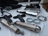 Yamaha mt01 parts