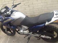 Honda varadero xl 125 2003 new mot reduced bargain may pt ex