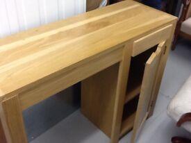 Beach wooden LAP TOP desk